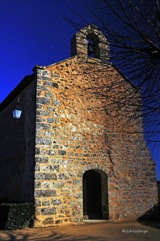 Beaulieu église et four à pain (1)