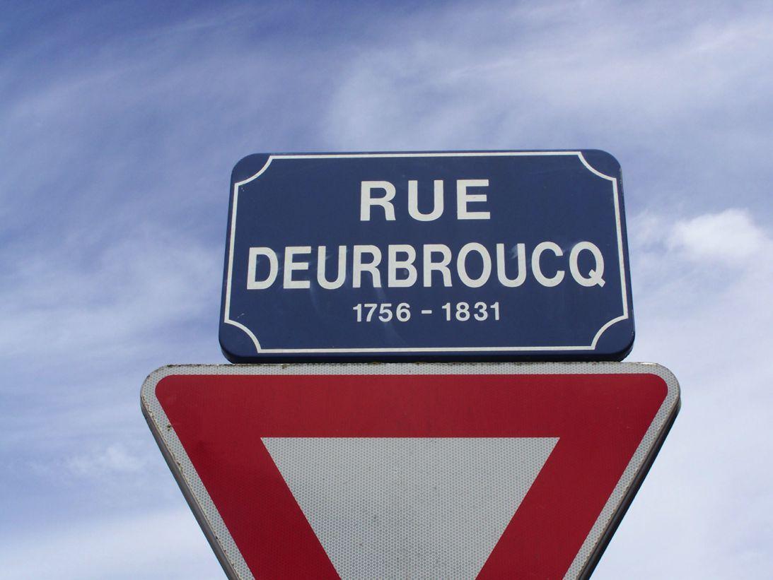 Nantes (44), rue Deurbroucq