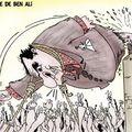 La Révolution Tunisienne... par les caricaturistes