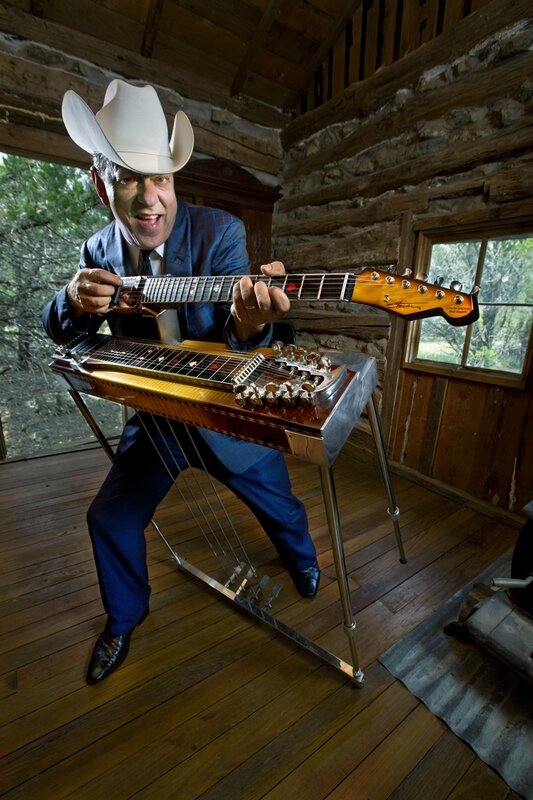 Junior Brown 1