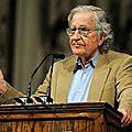 Noam chomsky : « ce n'est pas l'iran qui menace la paix mondiale, mais les états-unis et israël »