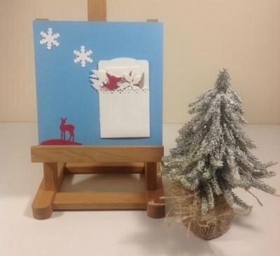 verso carte d'hiver