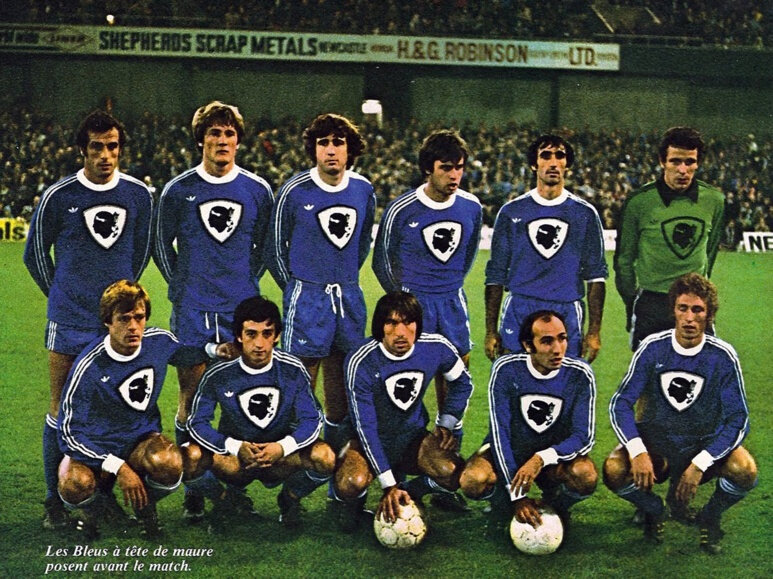 2 novembre 1977 BASTIA