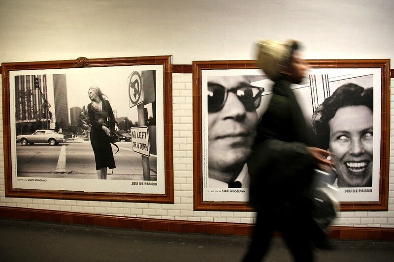4-Expo Garry Winogrand Métro_8202