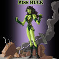 Dark Miss Hulk